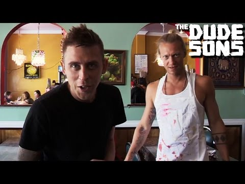 """Serving Dog In A Restaurant Prank"" Natural Born Pranksters Exclusive Clip - The Dudesons"