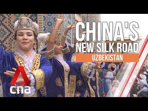 How will China's Belt and Road initiative impact Uzbekistan? | The New Silk Road | Full Episode