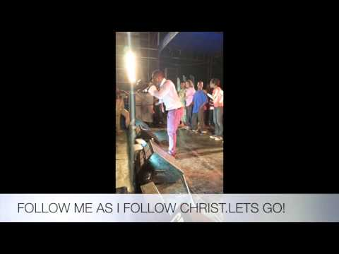 Jason Mighty Live in guyana