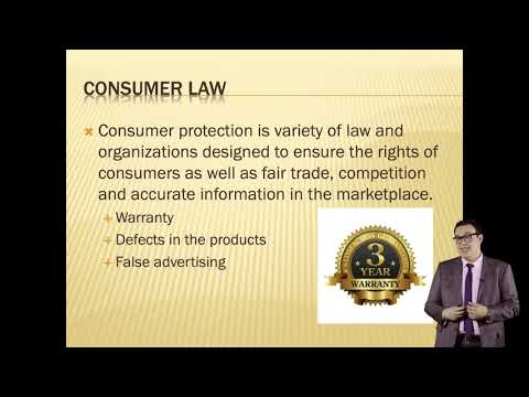 Introduction to Business: Legal Environment