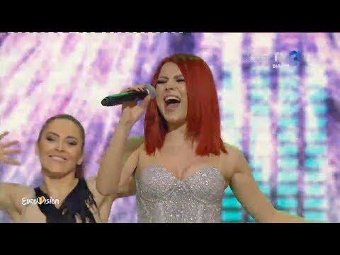 Recital Elena Gheorghe | Semifinala Eurovision 2018 de la Salina Turda