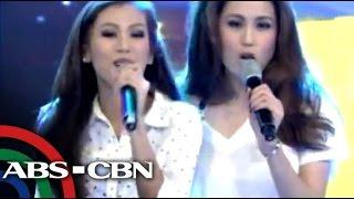 Toni, Alex Gonzaga sing duet on 'GGV'