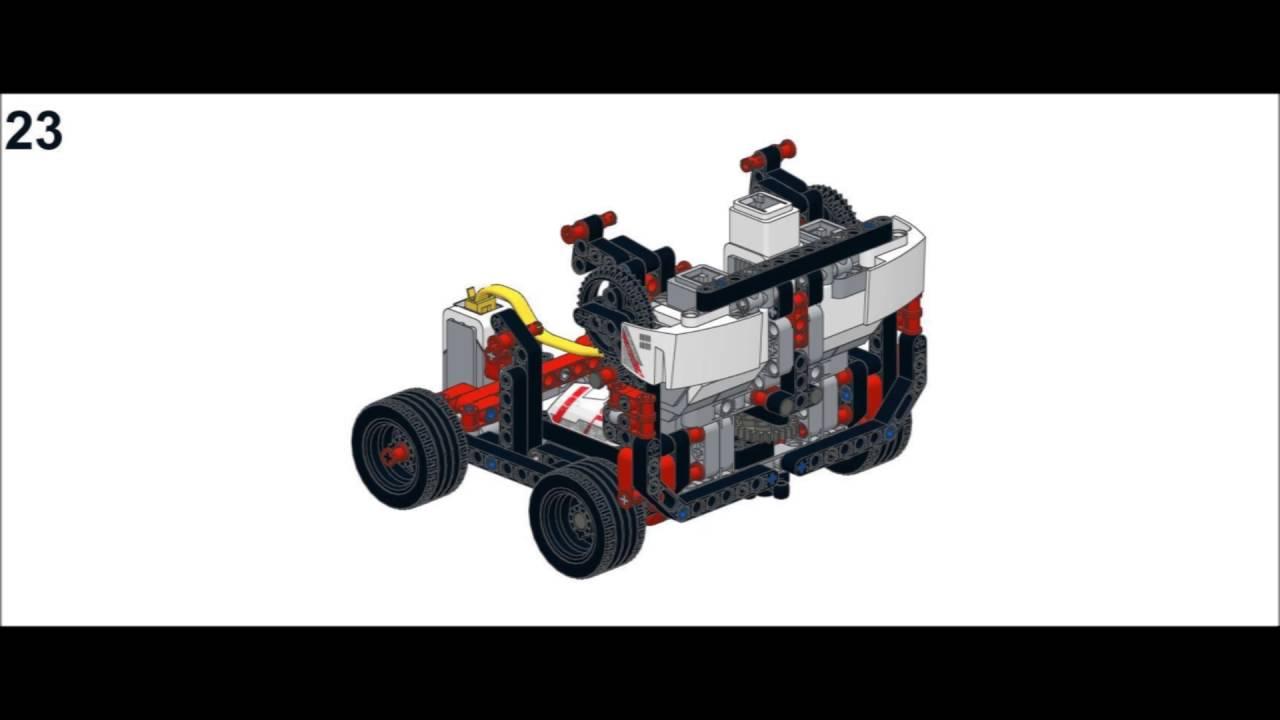 Lego Mindstorms EV3 31313 - EV3MEG Building Instructions ...