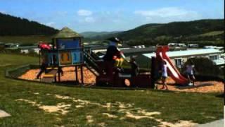 Glan Y Mor Caravan & Touring Park - Clarach Bay Wales