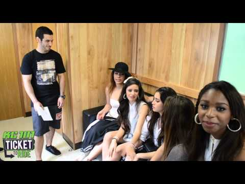Fifth Harmony Interview Part 1 -  August 18th, 2013