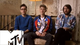 Years & Years Explain Where Their Name Came From | MTV Music