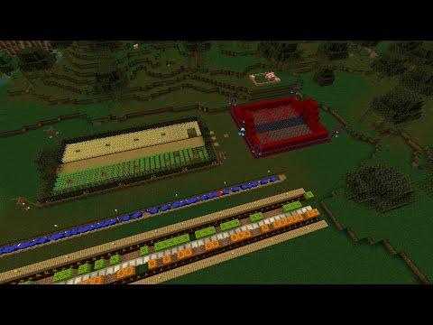 FARM FRÅN HELVETET   Minecraft Let's Play S6E15