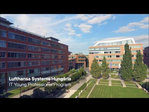 Jelentkezz a Lufthansa Systems Hungária 2021-es IT Young Professional Programjába!