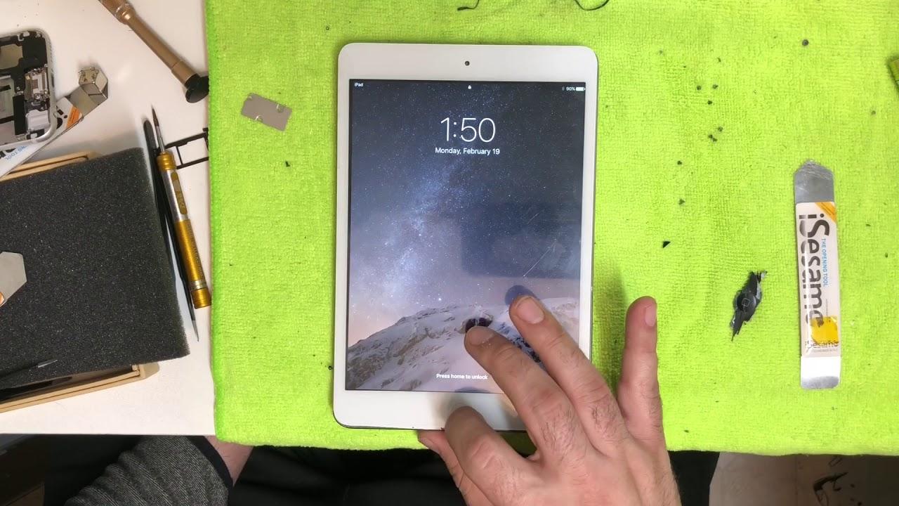 Ipad Mini 2 Screen Replacement A1489 A1490 A1432 A1454