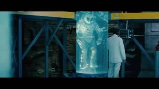 Сторм Шэдоу вытащывает Командира кобры из тюрьмы. Бросок кобры 2 2013.