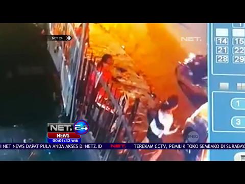 Perampokan Disertai Pembunuhan Terekam CCTV