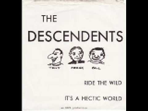 descendents ride the wild