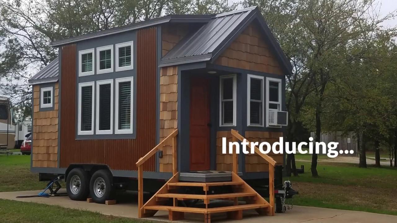 Gentil Tiny House Canton TX | The Birch