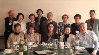 青山学院大学英米文学科 AGU 1965年卒H組 クラス会-PHOTO SESSION -11 NOV 2015