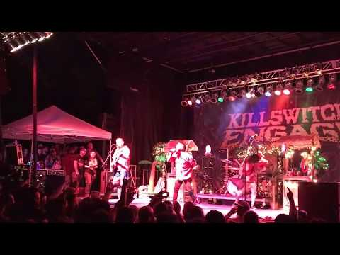 Killswitch Engage- The end of heartache in Holyoke, MA. 6/24/17
