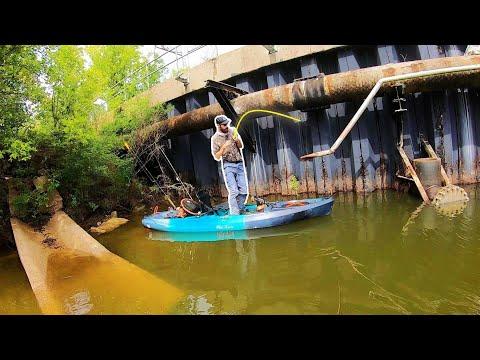 INSANE FISHING In CHERNOBYL WATERS!