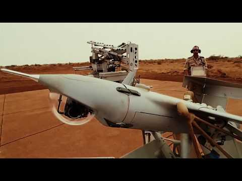 MINUSMA Drones