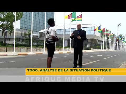 LUC MICHEL & MANUELA : TOGO ANALYSE DE LA SITUATION POLITIQUE