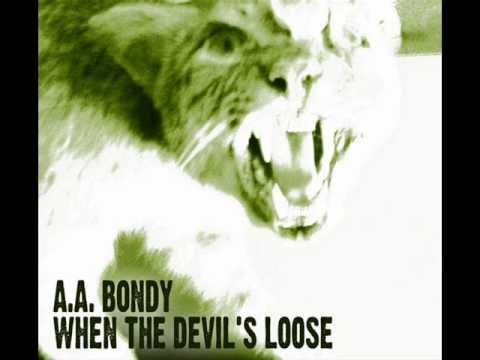 The Coal Hits The Fire - A.A. Bondy