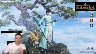 Новая MMORPG Legend of the Ancient Sword (Swords of Legends) Обзор игры