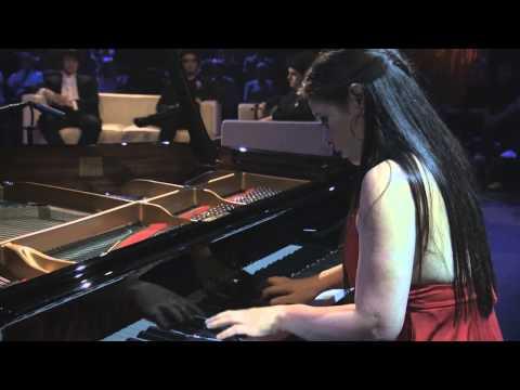 Inga Fiolia -Skrjabin Preludes op.11 (ZDF/Arte Stars of Tomorrow -Rollando Villazon)