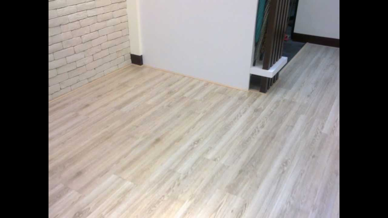 京峻木質地板 土城 超耐磨木地板 無縫抗潮-馬爾墨柚木wooden flooring - YouTube