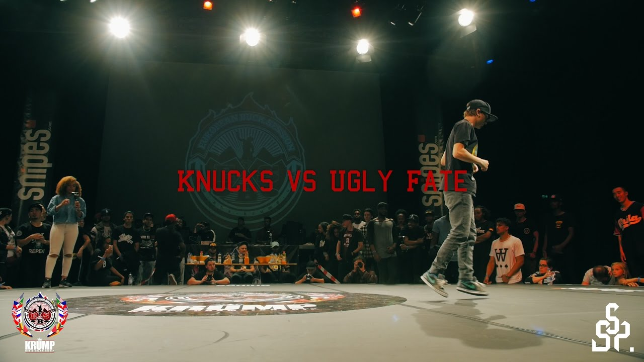 Knucks vs Ugly Fate | Male 1/8Final | EBS WORLD KRUMP ...