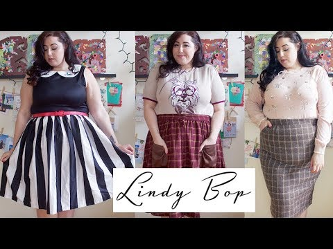 Plus Size Try On Haul Lindy Bop