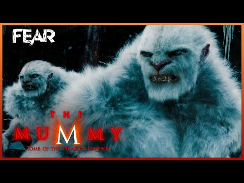 Yetis Come To The Rescue | The Mummy: Tomb Of The Dragon Emperor