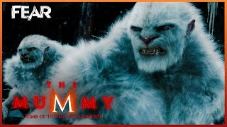 Yetis Come To The Rescue   The Mummy: Tomb Of The Dragon Emperor