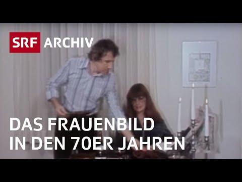 Das Frauenbild in der Werbung (70er-Jahre)