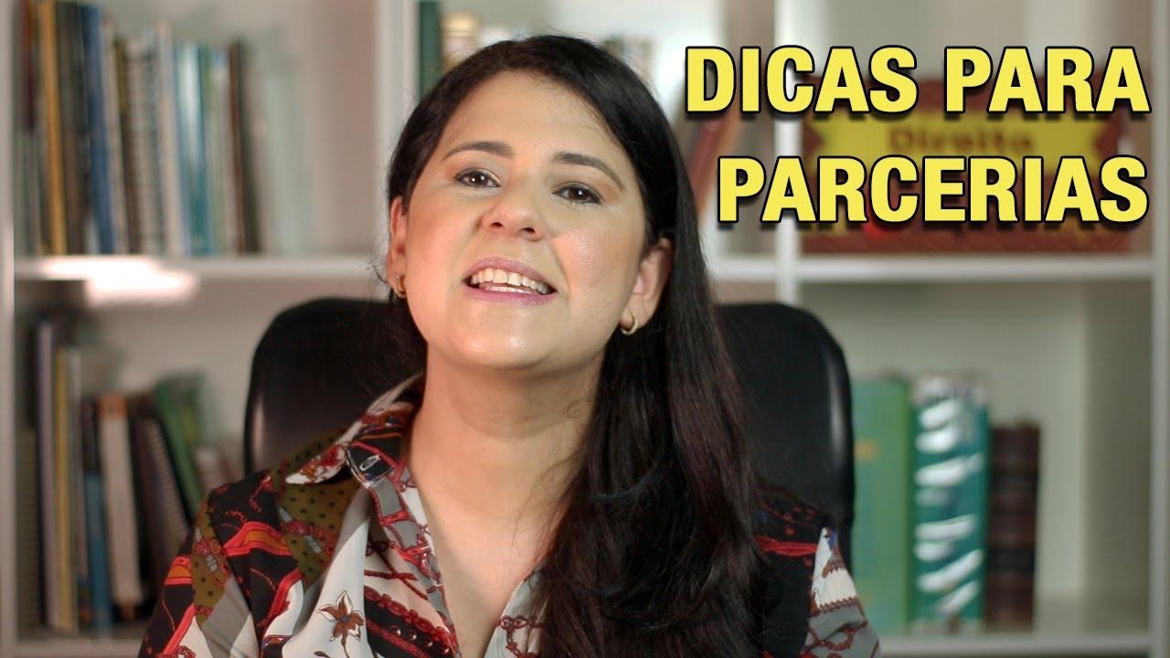 PARCERIAS: DICAS DE COMO FAZER