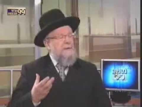 הרב לאו וטומי לפיד איפה היה ה' בשואה?