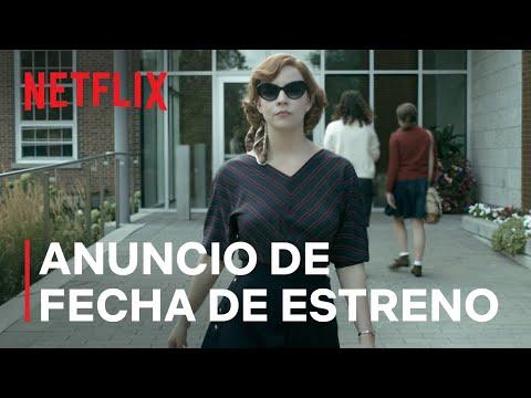 Gambito de reina   Anuncio de fecha de estreno   Netflix