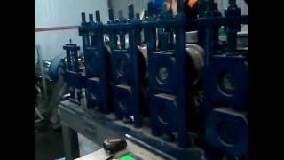 Оборудование для изготовления кронштейнов фасадной системы.