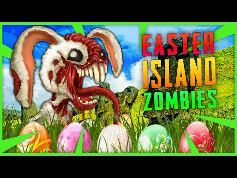Easter Island Zombies (Call of Duty Zombies) (Zombie Games)