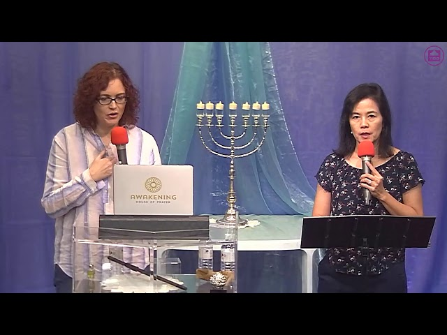 "Characteristics of Effective Prayer Warriors | 禱告戰士的核心 30'53"""
