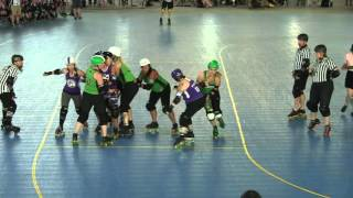 Coney Island Invitational - GGRD Grand Central Terminators vs Garden State Iron Bound Maidens