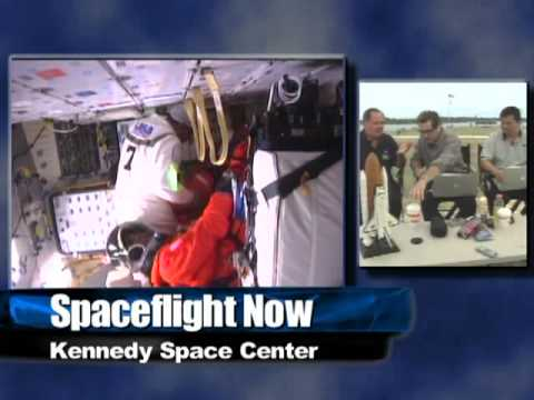 Bob Crippen, Adivsory Board Member, STS-129 Spaceflight Now Interview