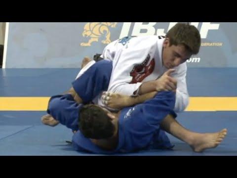 Guilherme Mendes VS Laercio Fernandes / World Championship 2012