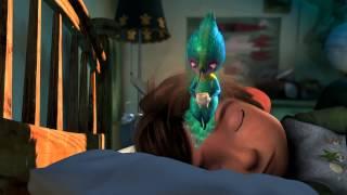 Вартові легенд 3D. Секрети створення анімації