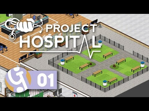 🏥 Let&39;s Start At The Very Beginning | Let&39;s Play Project Hospital Ep. 01
