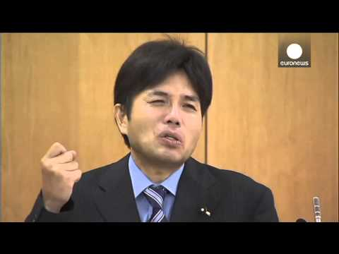 On camera: Japanese politician bursts into tears after using public money for vacations