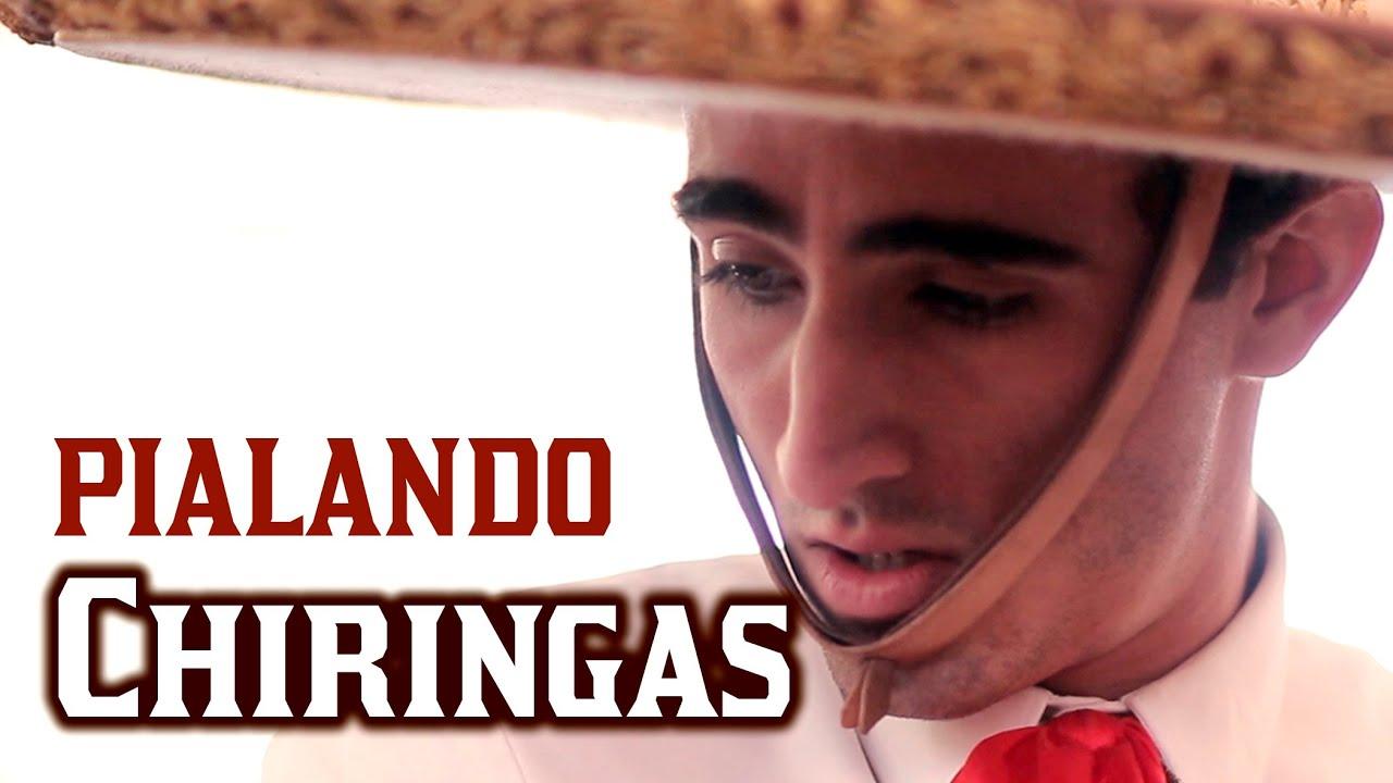 Jose Andres Aceves EL CHIRINGAS - Piales en el Lienzo (Musical)