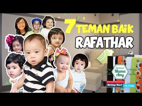 7 Teman Baik Rafathar