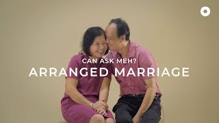 Finding Love in an Arranged Marriage | Can Ask Meh?