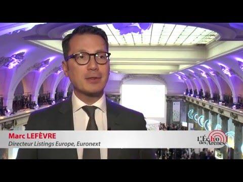 EURONEXT - Conférence du Marché Boursier - Bilan 2015 et Perspectives 2016