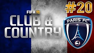 FIFA 16 | Club & Country | #20 | PSG AGAIN?!