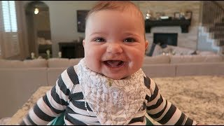 STARTING SOLIDS & NEW VLOG CAMERA!