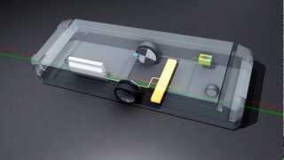 Magnetnavigation von DS AUTOMOTION GmbH - Fahrerlose Transportsysteme (FTS)
